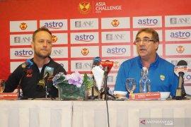 Persib sambut baik turnamen Asia Challenge 2020