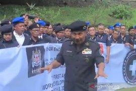 "Kelompok ""Sunda Empire"" sempat berkegiatan di taman UPI Bandung"