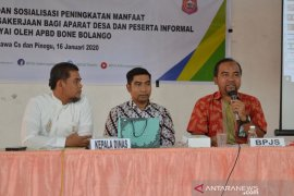 BP Jamsostek optimistis Bone Bolango raih Anugerah Paritrana