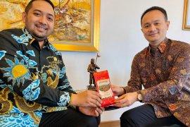 Pinto Jayanegara temui Wamendag perjuangkan produk industri Jambi ikut Expo di Hongkong