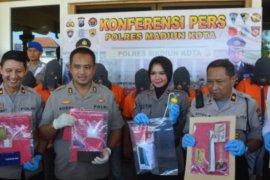 Polres Madiun Kota ungkap 22 kasus kriminal