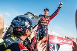 Para juara Dakar 2020 yang taklukkan medan tandus dan gurun Arab Saudi