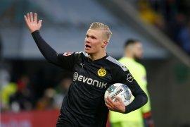 Liga Jerman, Haaland cetak hattrick saat Dortmund bungkam Augsburg 5-3
