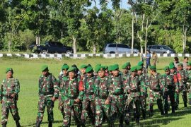 TNI dilibatkan cetak sawah di Mukomuko