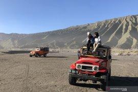 Jumlah wisatawan berkunjung ke Bromo Tengger Semeru pada 2019 turun