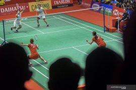 BWF apresiasi Indonesia Masters 2020 sukses