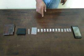 Pengedar narkoba di Perdagangan Simalungun ditangkap, penyalur kabur