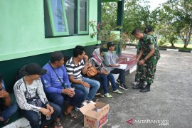 Kodim gagalkan 13 pekerja migran ilegal ke Malaysia
