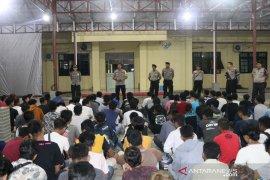 Polres Banjarbaru amankan ratusan pembalap liar