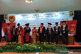 Putri Wakil Presiden RI raih gelar doktor dari UNKRIS