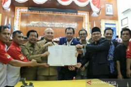 Wagub apresiasi DPRD gelar paripurna pembentukan Kabupaten Bangka Utara