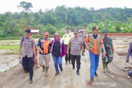 Berikut tiga penyebab terjadinya longsor di Sukajaya Bogor