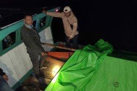 Ditpolair Polda Kalbar tetapkan pemilik ratusan kayu belian ilegal sebagai tersangka