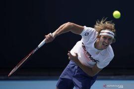 Australia Open, Zverev bertemu Wawrinka di perempat final