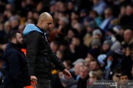 Guardiola pasrah, merasa timnya sudah mencoba segalanya