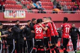 Liga Spanyol: Valencia takluk 1-4 di markas Mallorca