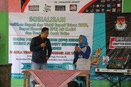 KPU Kabupaten Kediri gandeng komunitas pecinta mobil sosialisasi pilkada