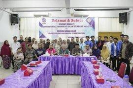 "UMSU terima 14 mahasiswa Malaysia  Program ""Student Mobility"""