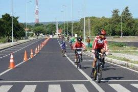 Kejurkab balap sepeda Banyuwangi  ajang mencari bibit pebalap
