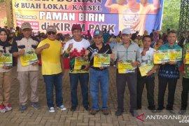 Kabupaten Banjar Juara Umum Festival Durian Kalsel
