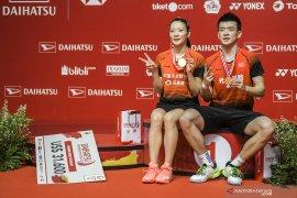 Zheng/Huang juara ganda campuran Indonesia Masters 2020