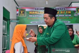 PPP gelar doa bersama dan santuni anak yatim