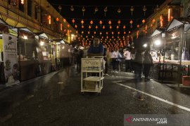 Traveling ke Jalan Karet Pekanbaru semarak jelang Imlek