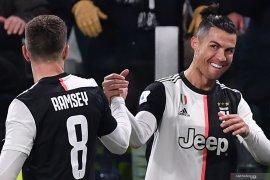 Liga Italia: Ronaldo bawa Juventus unggul empat poin di puncak klasemen