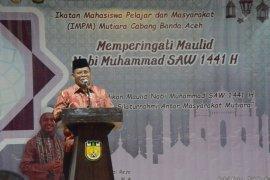 Aminullah: Peringatan Maulid membawa berkah bagi Banda Aceh