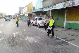 Tiga orang meninggal dalam tabrakan truk vs mobil di Jombang