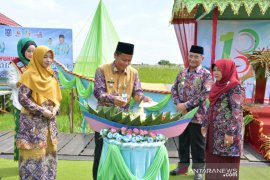 Daha Barat peringati hari jadi ke-13 kecamatan