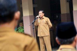 Pemkot Tangerang  minta pegawai waspada terkait musim hujan