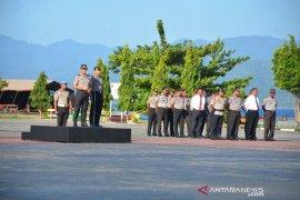 Anggota Samapta Polda Maluku yang bina ratusan anak jalanan dapat penghargaan Kapolri
