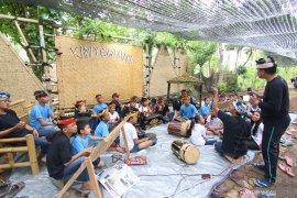Sinau musik tradisional