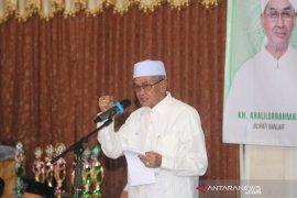 Guru Khalil siap melanjutkan kepemimpinan Kabupaten Banjar