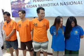BNNP Bali ringkus pengedar narkotika jaringan Lapas Karangasem