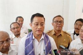 Mensos perbanyak PKH di Bogor karena akan banyak warga jatuh miskin pascabencana