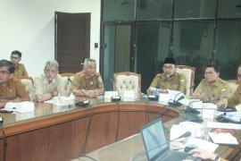 Pemprov Jambi respon positif lima tawaran kerja sama Provinsi Sumbar
