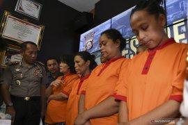 Ungkap perdagangan bayi di Palembang, empat perempuan dibekuk