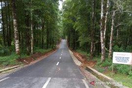 Pembangunan 29 km Jalan Cikadu-Ciwidey telah tuntas