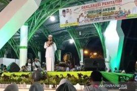 Ceramah di Tanjungbalai, Das'ad Latif: Pemberi dan penerima suap tidak beriman