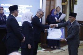 Pemkab Situbondo peroleh penghargaan Maturitas SPIP dari BPKP