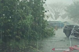 BMKG: Jatim memasuki puncak musim hujan