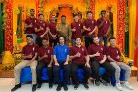 Wali kota berharap 12 relawan Australia jadi duta wisata Banda Aceh