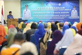 Wali Kota Madiun minta warga  dukung Sensus Penduduk 2020