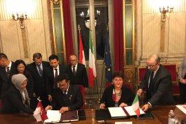 Indonesia-Italia perkuat kerja sama  pertanian