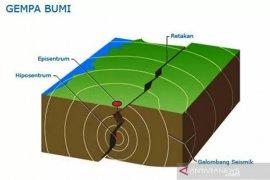 Maluku diguncang 130 kali gempa periode 7 - 13 Februari