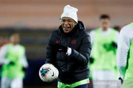 Liga Inggris - Bintang PSG Mbappe puji performa gemilang Liverpool, ibaratkan sebuah mesin