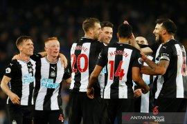Ringkasan Liga Inggris: Newcastle buat hasil laga dramatis