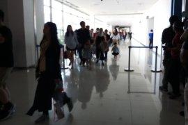 Antisipasi virus corona, KKP Surabaya perketat pengawasan penumpang dari luar negeri